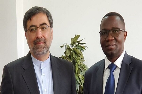 Iran, Congo discuss expansion of bilateral relations