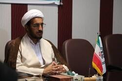 قرائت دعای عرفه با رعایت پروتکلهای بهداشتی در کرمان