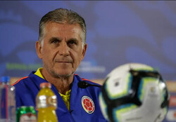 Carlos Queiroz linked with Iraq