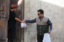 توزیع ۲ هزار وعده غذای گرم در بین خانوادههای نیازمند البرزی