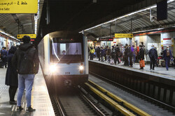 حضور شرکت بهره برداری مترو در نمایشگاه بینالمللی حمل و نقل ریلی
