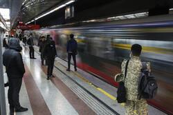 افزایش ضریب ایمنی مترو  بررسی شد