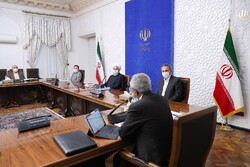 Iran ready to increase oil output, says Rouhani