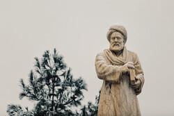 المحافظات الايرانية تكتسي بالحلة البيضاء + صور