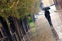 البرز بارانی میشود/ تداوم آلودگی هوا
