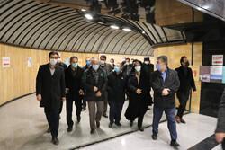 چهار ایستگاه مترو تبریز ۲۷ آذر توسط رئیس جمهور افتتاح می شود