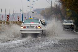 استمرار فعالیت سامانه بارشی در گلستان و احتمال وقوع سیلاب