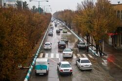 بارشها از امشب در اصفهان آغاز میشود / کاهش ۱۰ درجهای دما