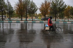 اصفهان فرداشب بارانی میشود / افزایش ۲ درجهای دما