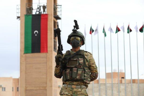 Libya'da Ulusal Uzlaşı Komisyonu kuruldu