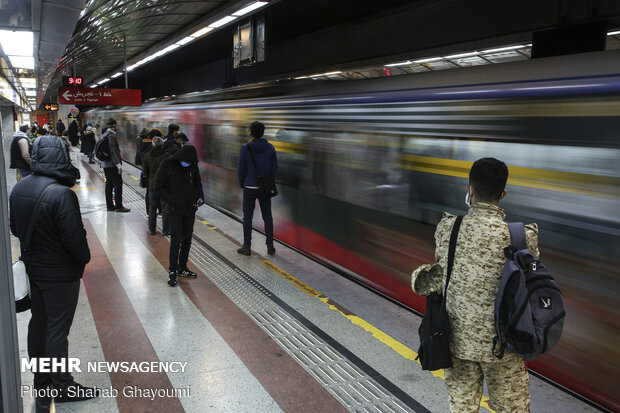 اتصال خطوط 3 و یک مترو در مرحله انتخاب سرمایه گذار