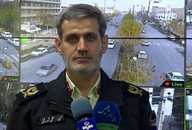 دستگیری سارق حرفهای با سابقه ۱۳۰ فقره سرقت در اراک