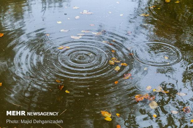 لبخند باران به حوضه آبریز کرخه