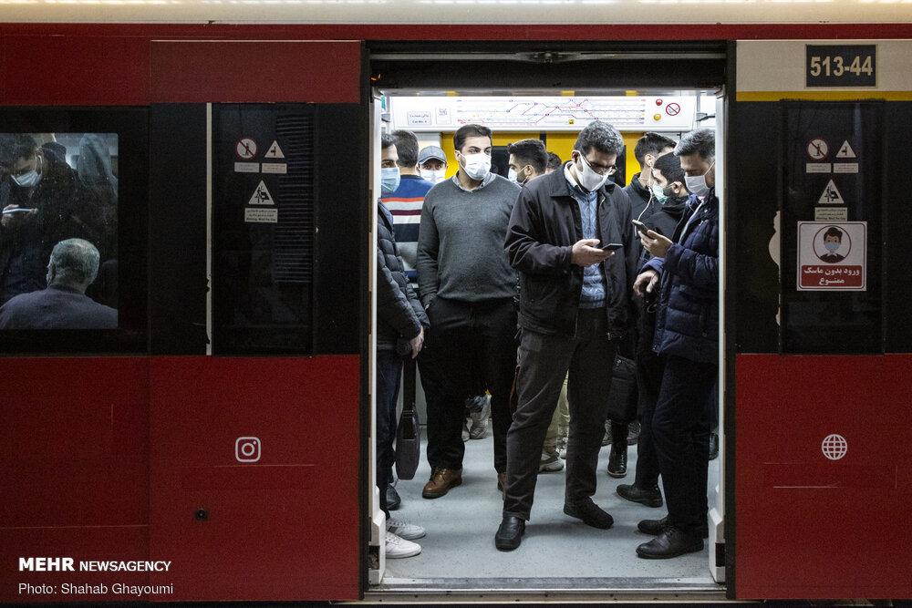 خرید واگن جدید ممکن نیست/قیمت هر واگن مترو ۱۲۰۰ میلیارد است
