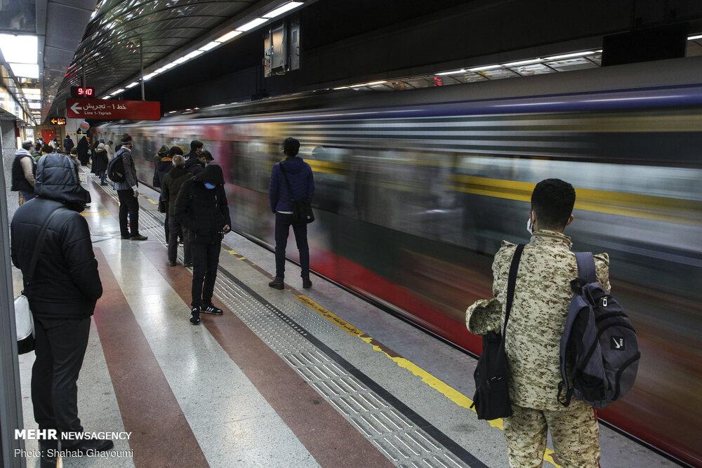 اتصال خطوط ٣ و یک مترو در مرحله انتخاب سرمایه گذار