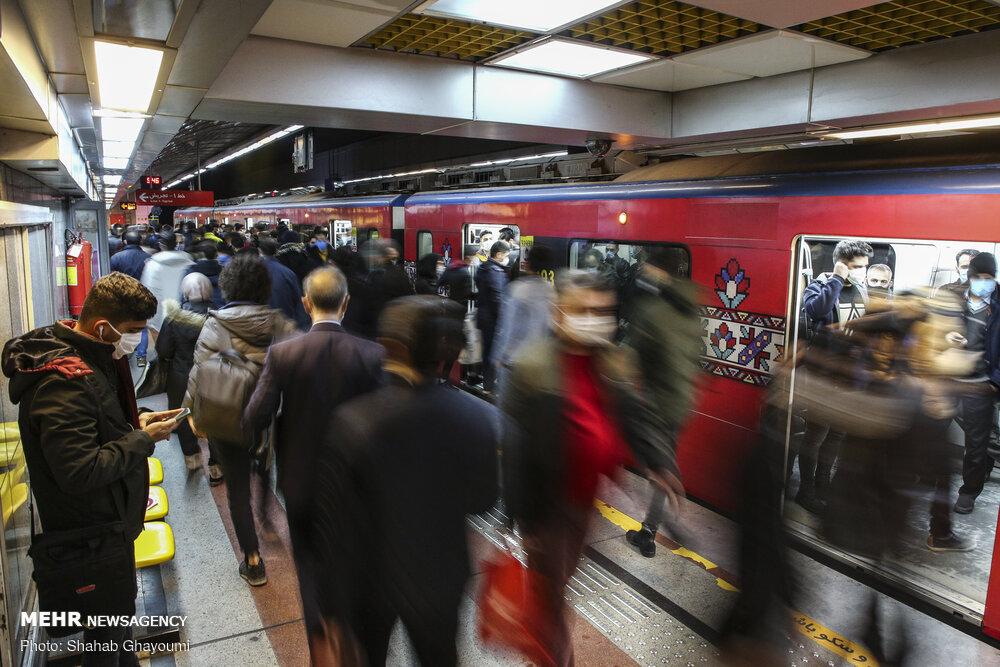 عذرخواهی شرکت بهره برداری مترو به دلیل نقص فنی در خط ۵