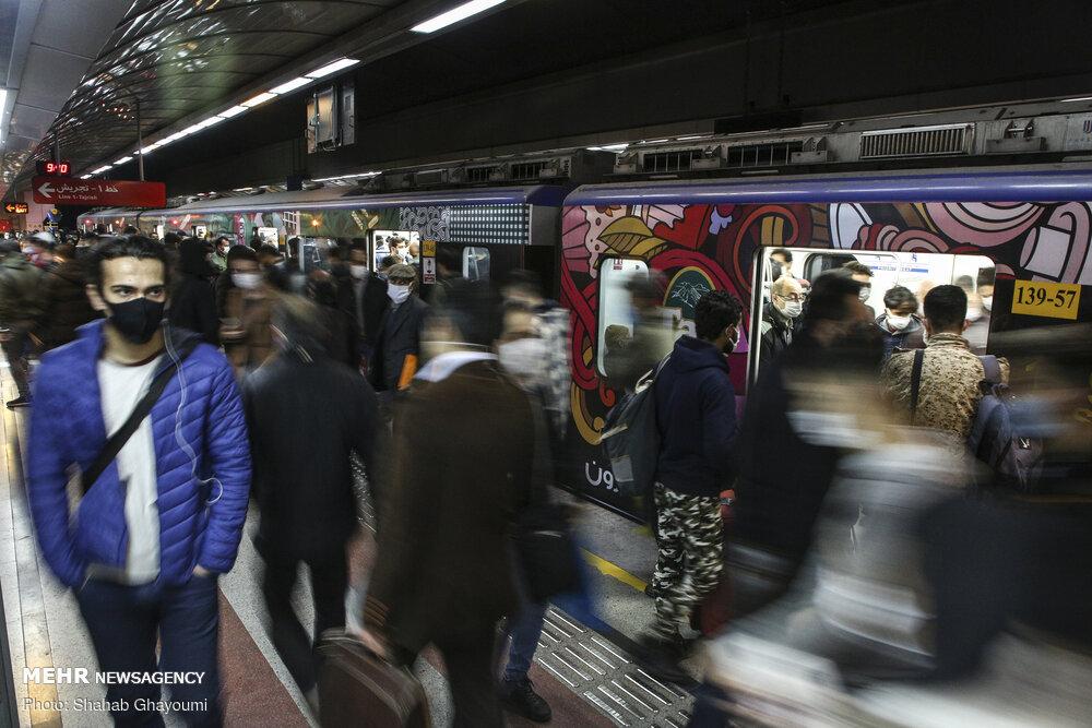 نتایج طرح جامع بهبود عملکرد شرکت مترو بررسی شد