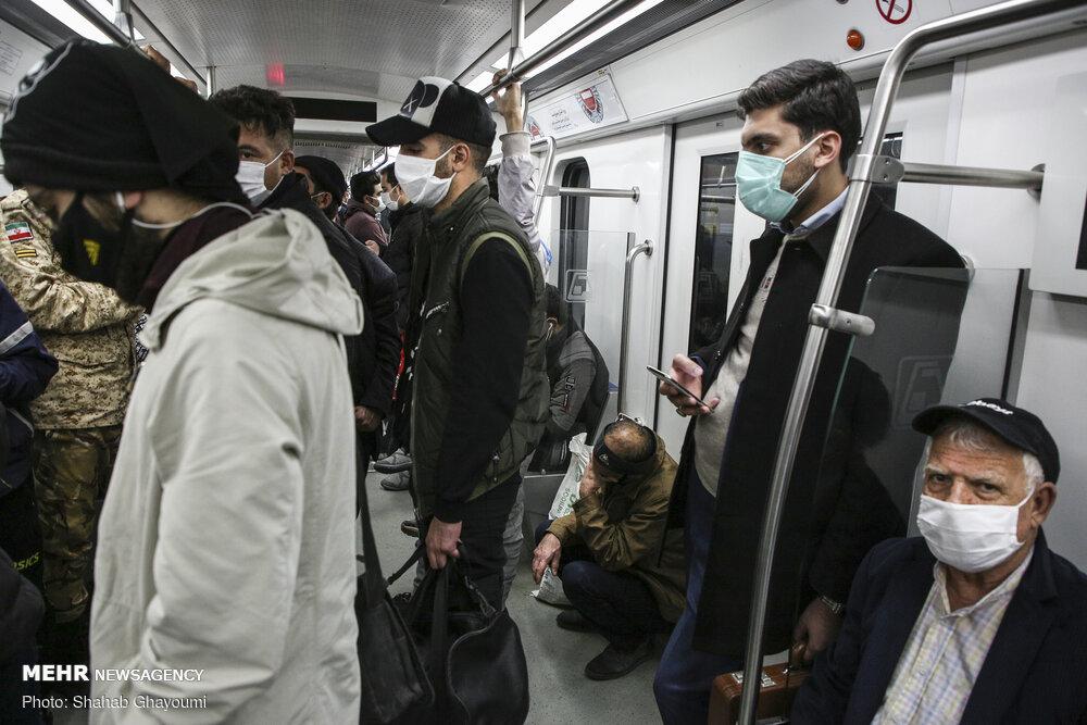 تمدید اجرای طرح تست سریع و رایگان کرونا در ایستگاههای منتخب مترو