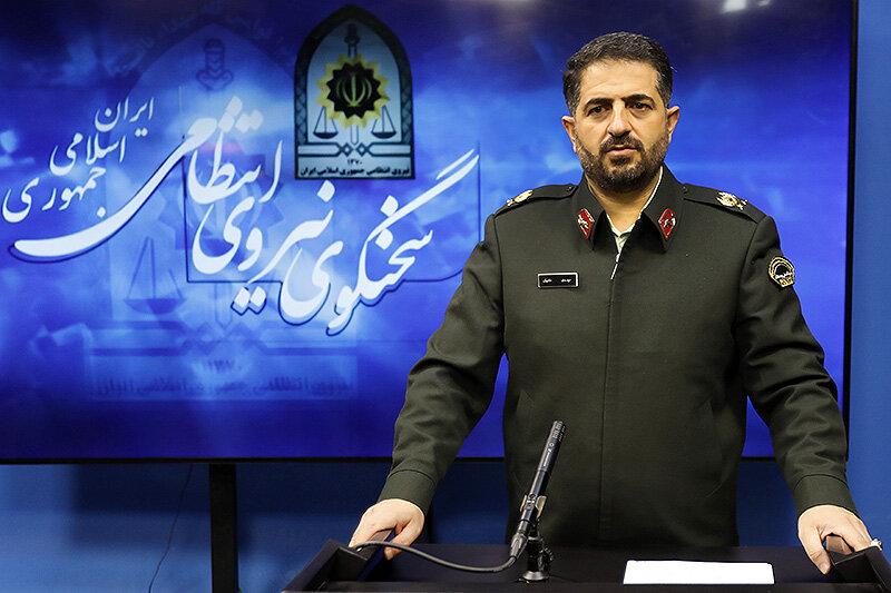 دستور ویژه فرمانده ناجا برای پیگیری سیلی خوردن سرباز راهور