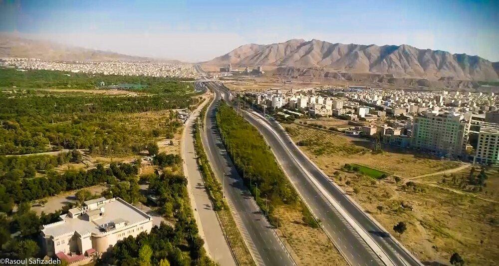 بهره برداری از فاز دوم پروژه احداث بزرگراه شهید نجفی رستگار