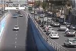 گره ترافیکی ورودی جنوب شرقی یزد گشوده شد/پایان دو دهه انتظار
