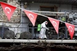 Türkiye'de toplam ölüm sayısı 17 bin 610'a yükseldi