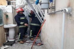 آتش سوزی در کارون ۴ مصدوم برجا گذاشت