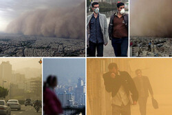 نفسِ تنگ کویر در مرزهای شرقی/ کانونهای فرسایش بادی به ۳۵ رسید