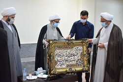 معارفه مدیرکل تبلیغات اسلامی استان بوشهر