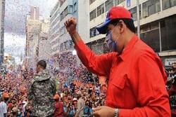 فیسبوک حساب کاربری «مادورو» را مسدود کرد