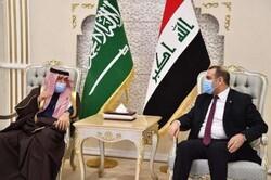وفد سعودي يصل إلى بغداد