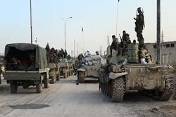 عملیات کوبنده برای آزادسازی ادلب از لوث تروریستها در راه است/ اعزام گسترده نیرو و تجهیزات ارتش سوریه
