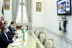 Iran, Italy seeking to expand bilateral relations