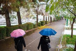اولین موج بارشی زمستان ۹۹ چهارشنبه شب به تهران میرسد