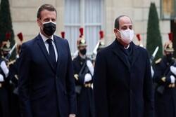 جدل بين ماكرون والسيسي حول حقوق الإنسان في مصر