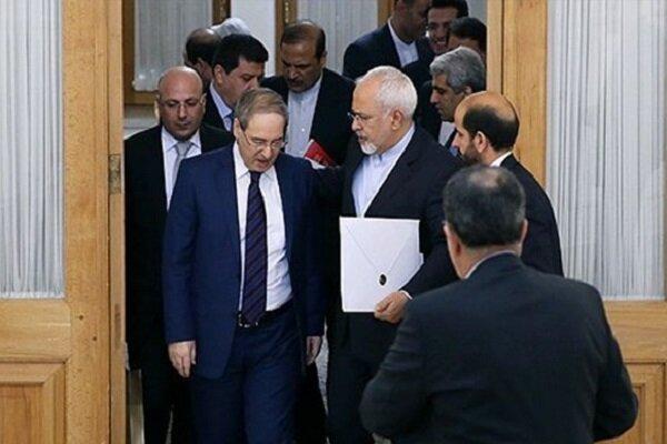 ايران وسوريا واولوية التشاور والتنسيق