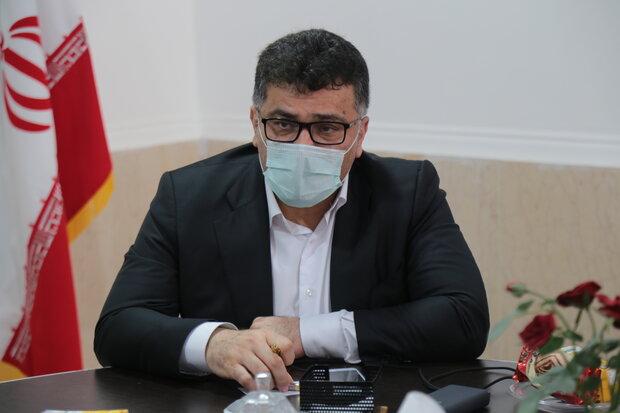 تعداد تختهای بستری کرونایی در استان بوشهر ۴۰ درصد افزایش یافت