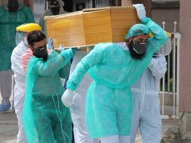 پاکستان میں کورونا وائرس کی تیسری لہر جاری ہے/ ایک دن میں 118 افراد ہلاک
