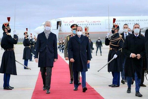 سفر السیسی به پاریس؛ همکاری در سایه فراموشی پروندههای حقوق بشری