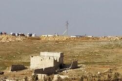 خروج ارتش ترکیه از مرکز دیده بانی در غرب حلب