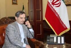 Dragging region to new conflict, Zionist regime's goal: Envoy