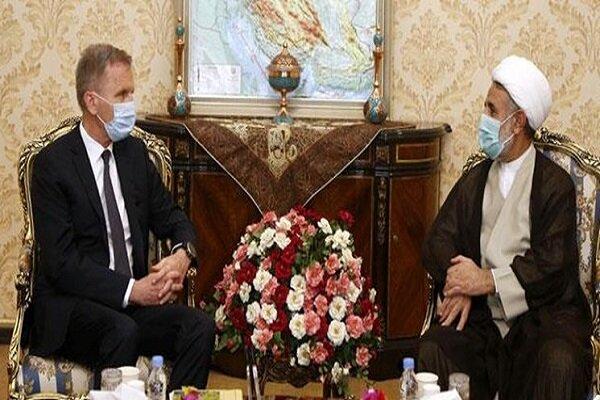 Zonnour calls on E3 to adopt 'effective' measures over JCPOA