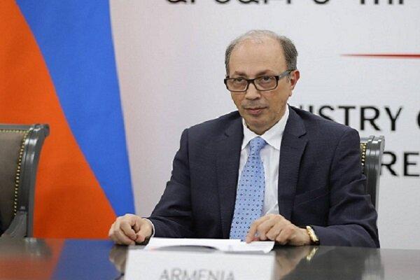 Ermenistan Dışişleri Bakanı Ayvazyan istifa etti