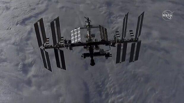 مقصر نشتی ایستگاه فضایی بین المللی شهاب سنگ بود