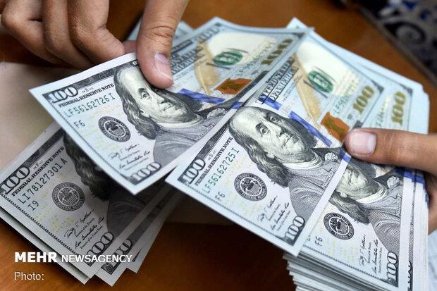 جزئیات قیمت رسمی انواع ارز/افزایش نرخ پوند و یورو