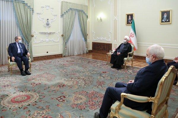 Ruhani: Astana süreci Suriye'nin lehinedir