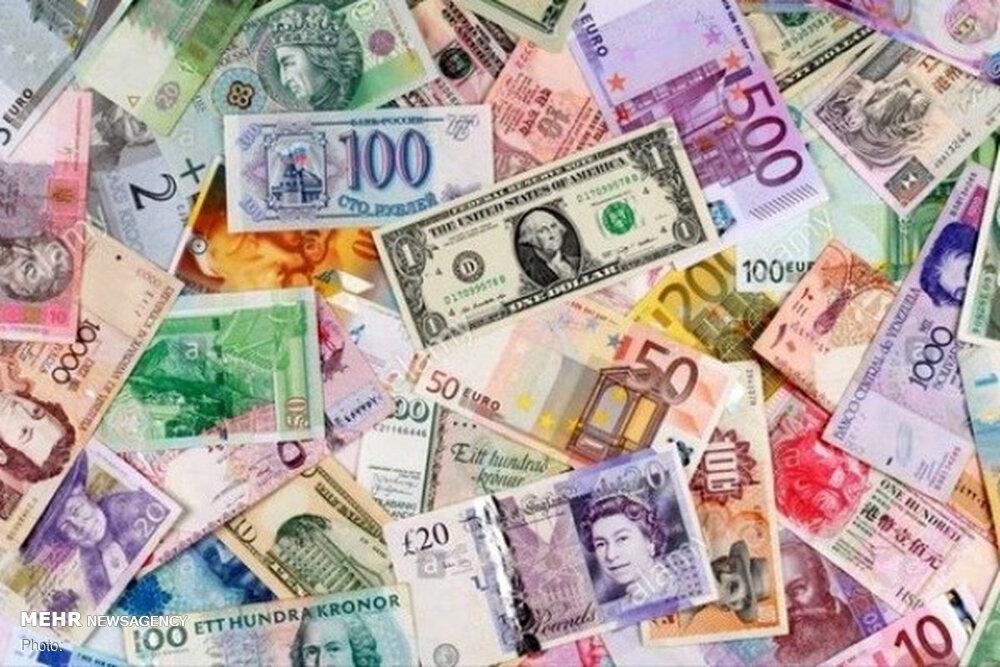 جزئیات نرخ رسمی ۴۶ ارز/ کاهش قیمت ۲۲ ارز