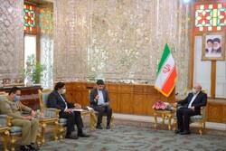 ايران لا تضع اي شروط مسبقة امام الحوار مع الدول الاسلامية