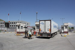 No restriction on admitting truck by Turkish side at Bazargan