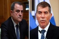 گفتگوی وزیر خارجه آذربایجان با اشکنازی
